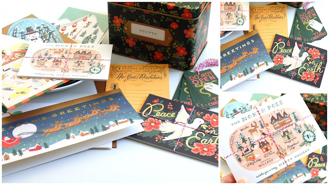 Rifle Paper Co Christmas Range + Gifts