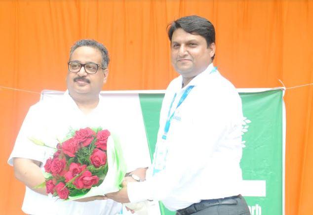 Mr. Paresh Johri, Income Tax Commissioner