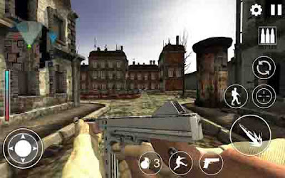 World War 2: WW2 Secret Agent FPS v1.0.9 Mod Apk2