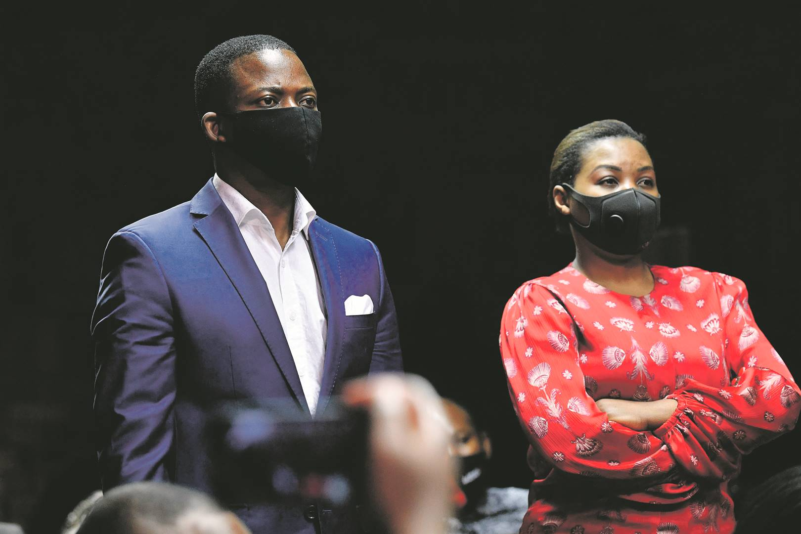 """""""I Know Bushiri. I Was Close To Him … He Pays Everyone,"""" Bushiri Rape Accuser 'Left In The Lurch' After Escape"""
