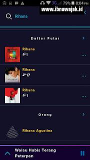 Hasil pencarian lagu langit musik kata kunci Rihana