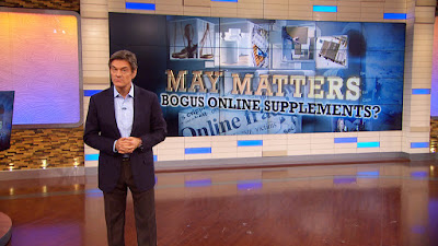 http://www.doctoroz.com/episode/dr-oz-investigates-online-scams-using-his-name-dupe-you