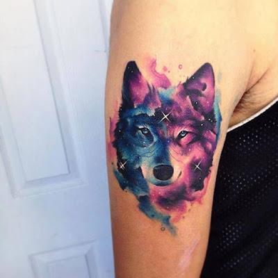 Tatuajes de lobos que debes probar