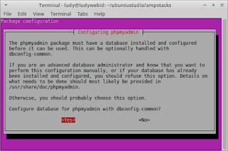 Cara Install LAMPP Di Ubuntu Studio