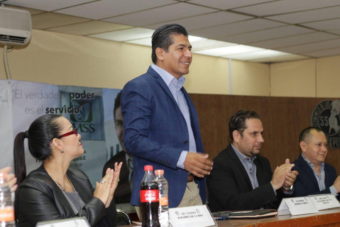 Líder Sindical del IMSS en Puebla Solicita Cámaras y Botones de Pánico en Inmediaciones de Hospitales - Judicial