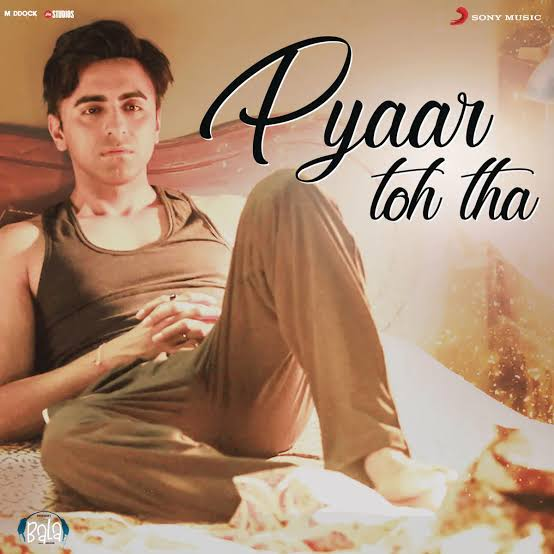 Pyaar Toh Tha Love Song Lyrics, Sung by Jubin Nautiyal and Asees Kaur.