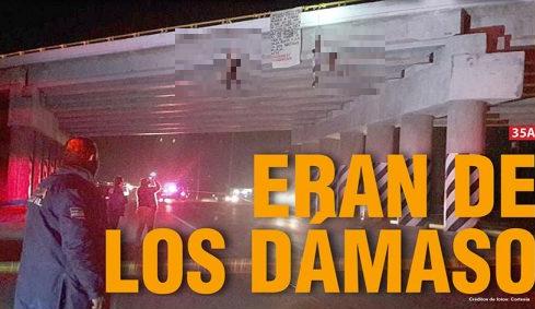 """Eran de Los Dámaso, los colgados en BCS por """"Los Guzmanes"""": """"¡Que alguien pare ya esta barbarie! Son apenas unos jovencitos"""