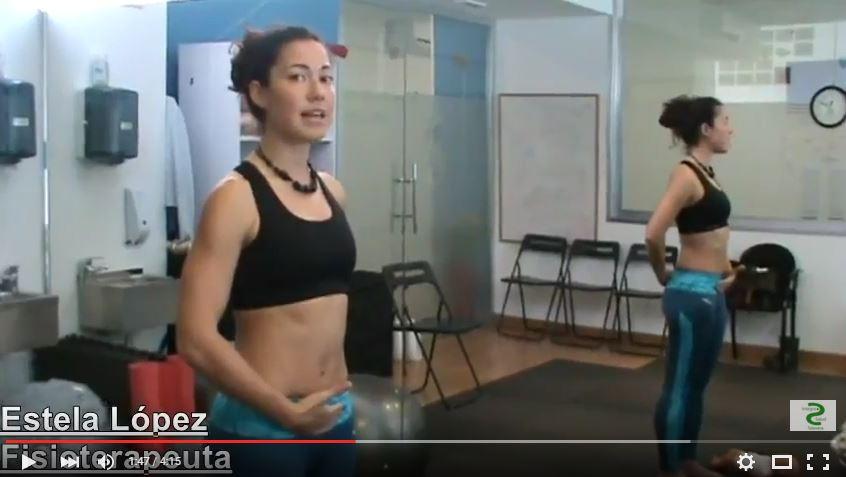 Fisioterapia Estela López Ver vídeo de la entrevista