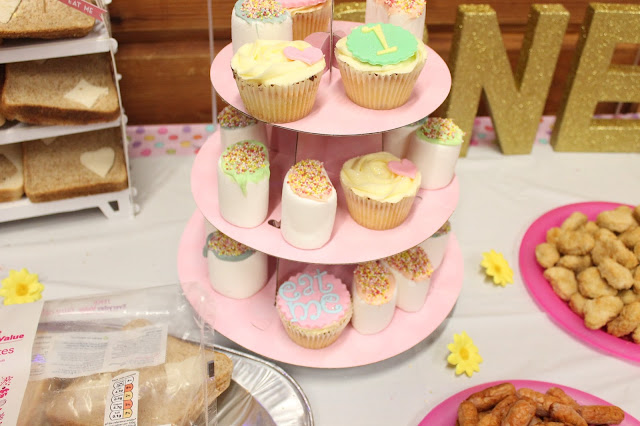 mad hatter's themed party food