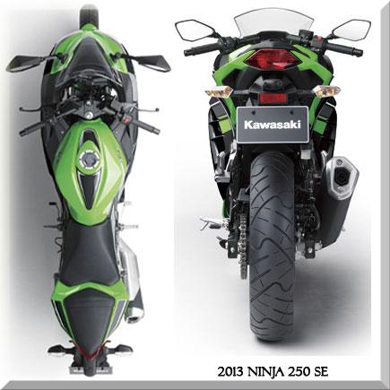 2013 kawasaki ninja 250r - everything looks perfect | motorcycles