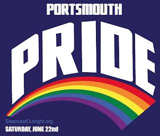 5th Annual Portsmouth PRIDE - Saturday, June 22nd