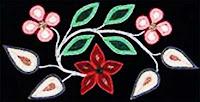 Ojibwe Floral Design