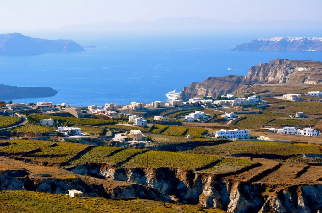 The 10 Best Things To Do In Santorini Island - Explore the Santorini Countryside