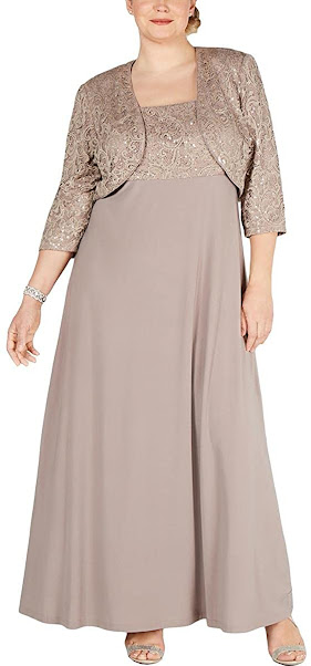 Plus Size Cheap Mother of The Bride Dresses