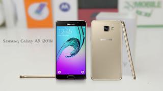 تعلم طريقة فك و تركيب Samsung Galaxy A5 2016