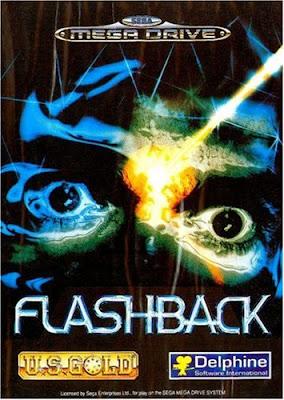 Rom de Flashback - Mega Drive - PT-BR