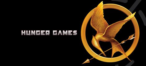 Jogos Vorazes na lista de livros proibidos de 2010. 6