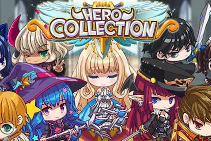 Download Game Android Hero collection RPG