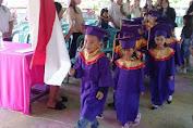Winisuda TK PAUD Sevenbafs Tangkal Terorisme Dan memberikan Nilai-nilai Cinta Tanah Air