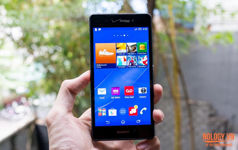 Địa chỉ bán Sony Xperia Z3V cũ giá rẻ