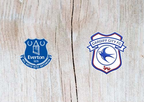 Everton vs Cardiff - Highlights 24 November 2018
