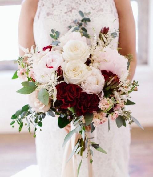 Bridal Bouquet Ideas for Summer Weddings | Little Flower Hut