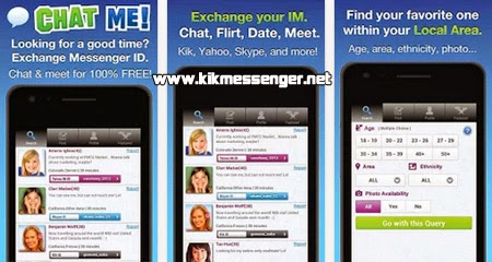 Conoce nuevos amigos o el amor que tanto buscas en Chat Me for Kik