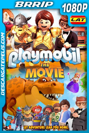 Playmobil: La película (2019) HD 1080p BRRip Latino – Ingles