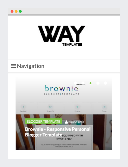 Looking For Some Amazing Premium Blogger Templates? Download From Here For  Free|