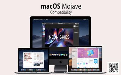 ماهى اهم المميزات التى يقدمها تحديث macos Mojave من apple