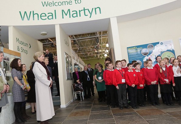 Wheal Martyn Chian Clay Museum and Merlin MS Centre's new Hydrotherapy Pool  in Hewas Water