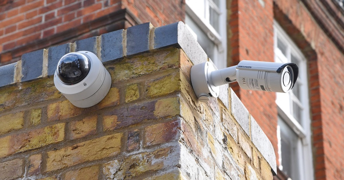 Small Introduction about CCTV Security Cameras