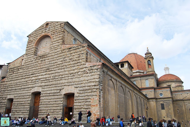 Basílica de San Lorenzo en Florencia