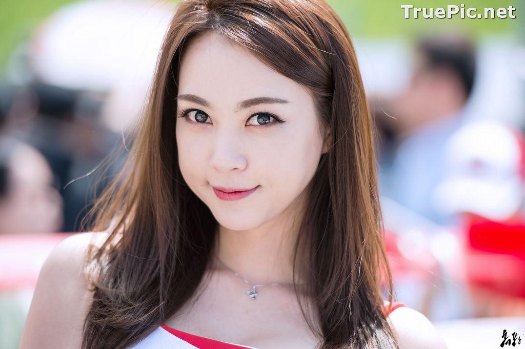 Image Korean Model - Ju Da Ha - Racing Queen Super Race Round 1 - TruePic.net - Picture-4