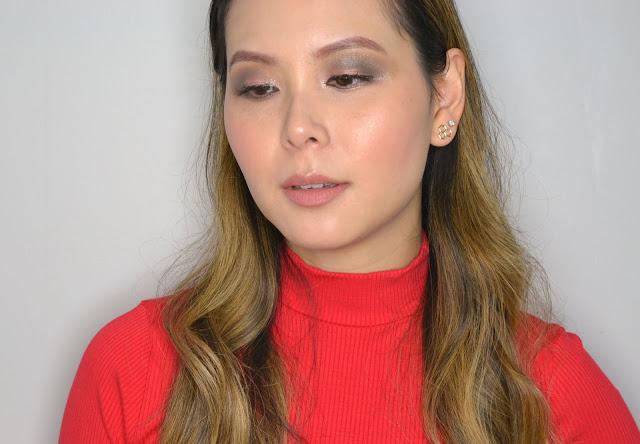 Natasha Denona Mini Retro Eyeshadow Palette Makeup Look