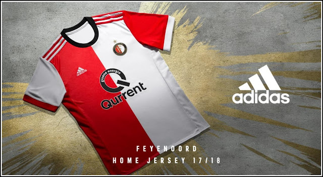 Feyenoord 17-18 Home Kit