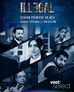 Illegal (2020) Season 1 All Episodes 480p 720p WEB-DL Complete Hindi Web Series