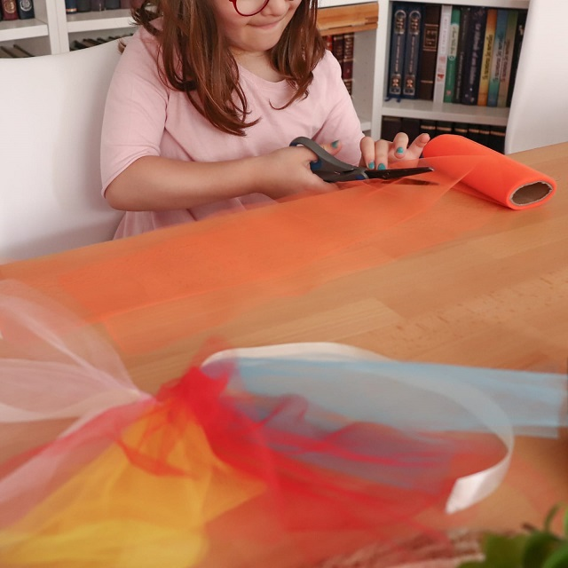 fabriquer jupe pour poupee