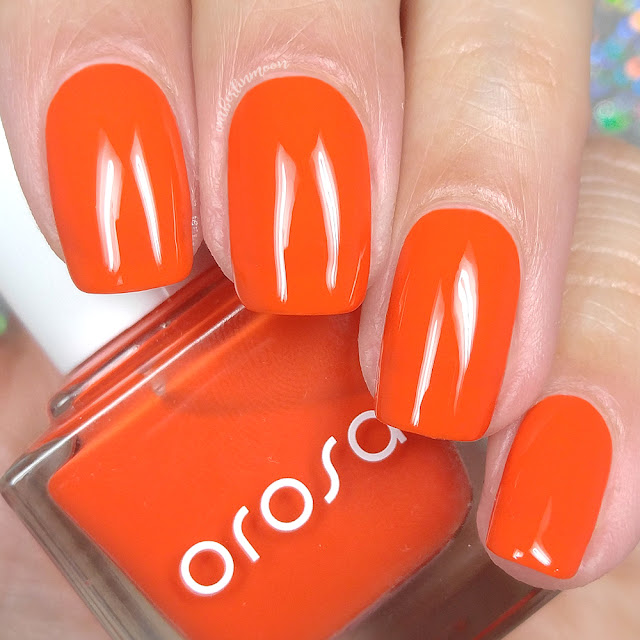 Orosa Nail Polish - Clementine