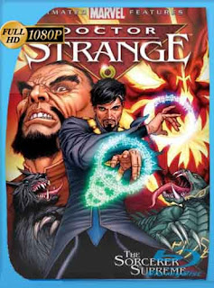 Doctor Strange: El hechicero supremo (2007)  HD [1080p] Latino [Mega]dizonHD