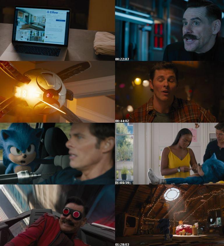 Descargar Sonic la película completa español latino