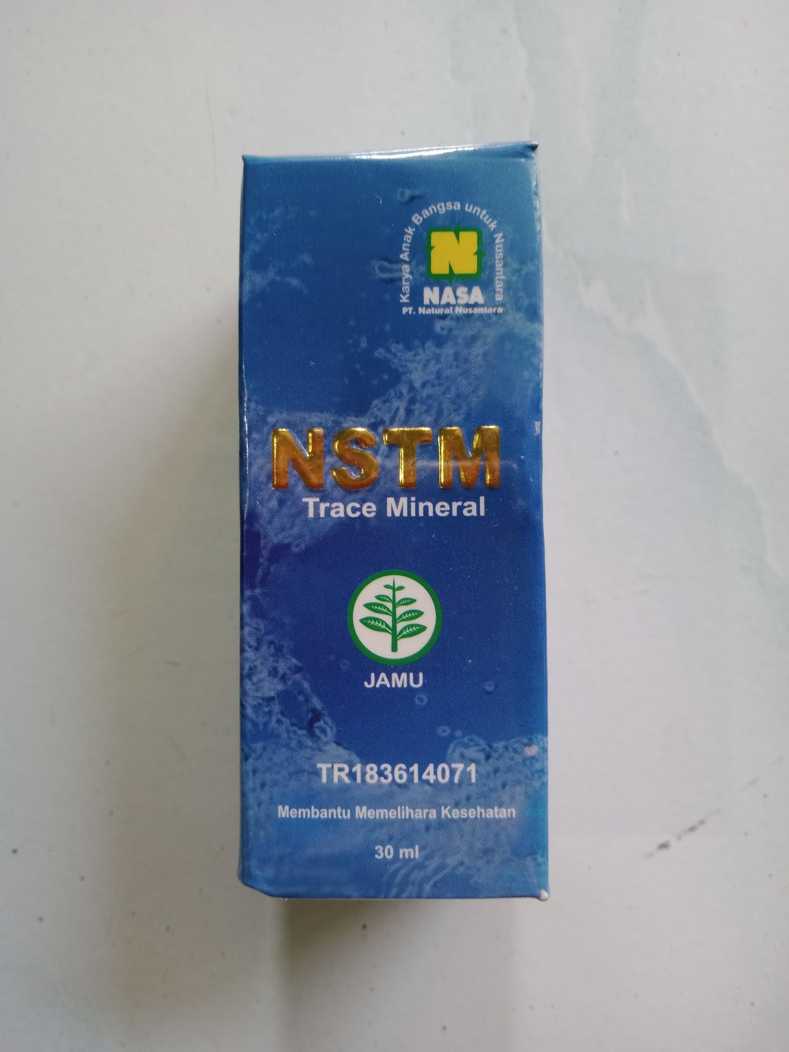 Jual NSTM Nasa_Super Trace_Mineral
