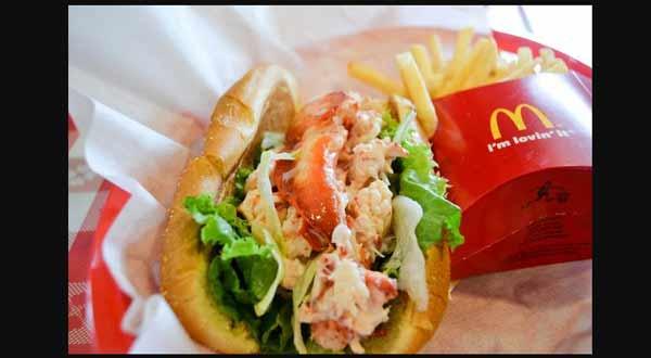 Contoh Produk Makanan Gagal: Produk Gagal McDonal's