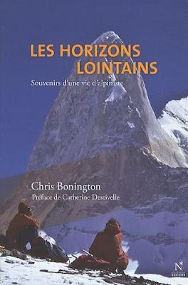 Les horizons lointains Souvenirs d'une vie d'alpiniste - Chris Bonington - Nevicata