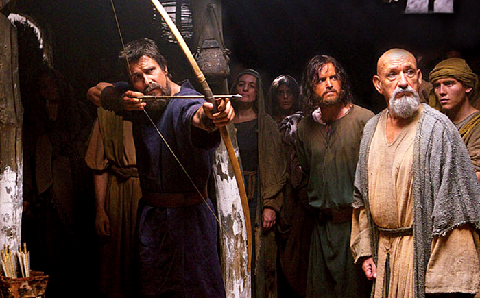 Christian Bale, Ben Kingsley şi Aaron Paul în epopeea biblică Exodus: Gods And Kings