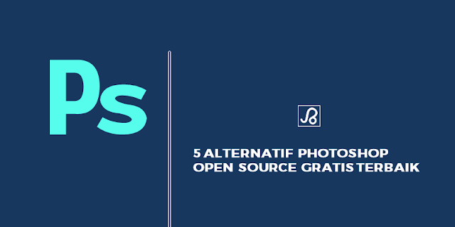 Alternatif Photoshop gratis terbaik