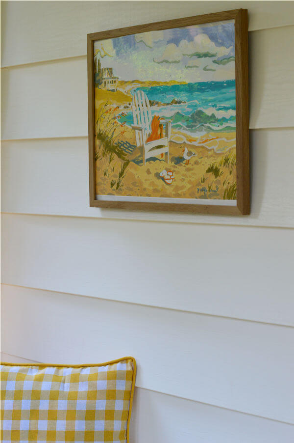 Beach Scene Paint By Number