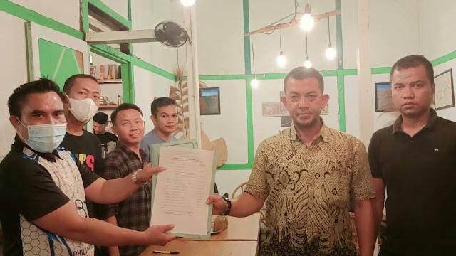 Usai Man Balok, Robi Harja Kembali Daftarkan Diri Sebagai Calon Ketua KONI Tebo