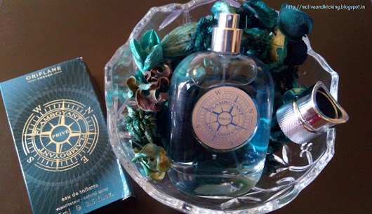 Oriflame Flamboyant Prive Review - Fragrance For Men