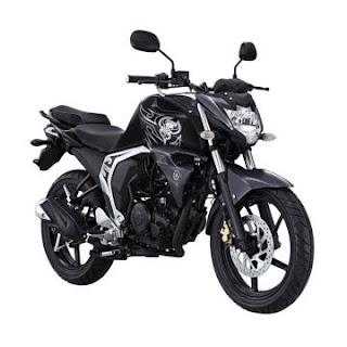 Dealer Motor Yamaha Byson FI Murah di Solo Hitam